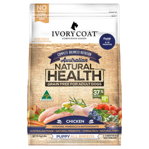 Ivory Coat Chicken Dry Puppy Food 2kg