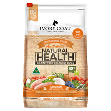 Load image into Gallery viewer, Ivory Coat Chicken with Coconut Oil Grain Free Dry Dog Food 13kg