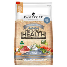 Load image into Gallery viewer, Ivory Coat Lamb & Sardine Grain Free Dry Dog Food 13kg