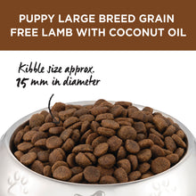 Load image into Gallery viewer, Ivory Coat Lamb with Coconut Oil Grain Free Large Breed Dry Puppy Food 2kg