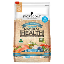 Load image into Gallery viewer, Ivory Coat Ocean Fish & Salmon Grain Free Dry Dog Food 13kg