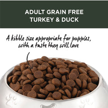 Load image into Gallery viewer, Ivory Coat Turkey & Duck Grain Free Dry Dog Food 13kg
