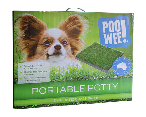 Poo Wee Portable Potty