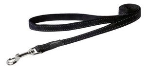 Rogz Classic Leash Black Large 140cm