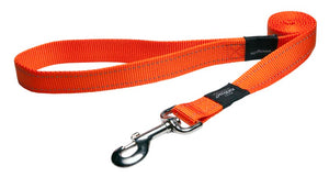 Rogz Classic Leash Orange Xlarge 120cm