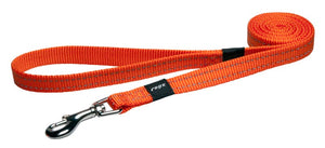 Rogz Snake Leash Orange 140cm