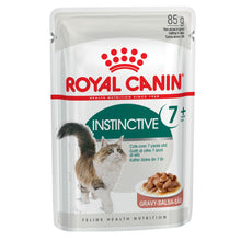Load image into Gallery viewer, Royal Canin Instinctive 7+ Gravy 85g