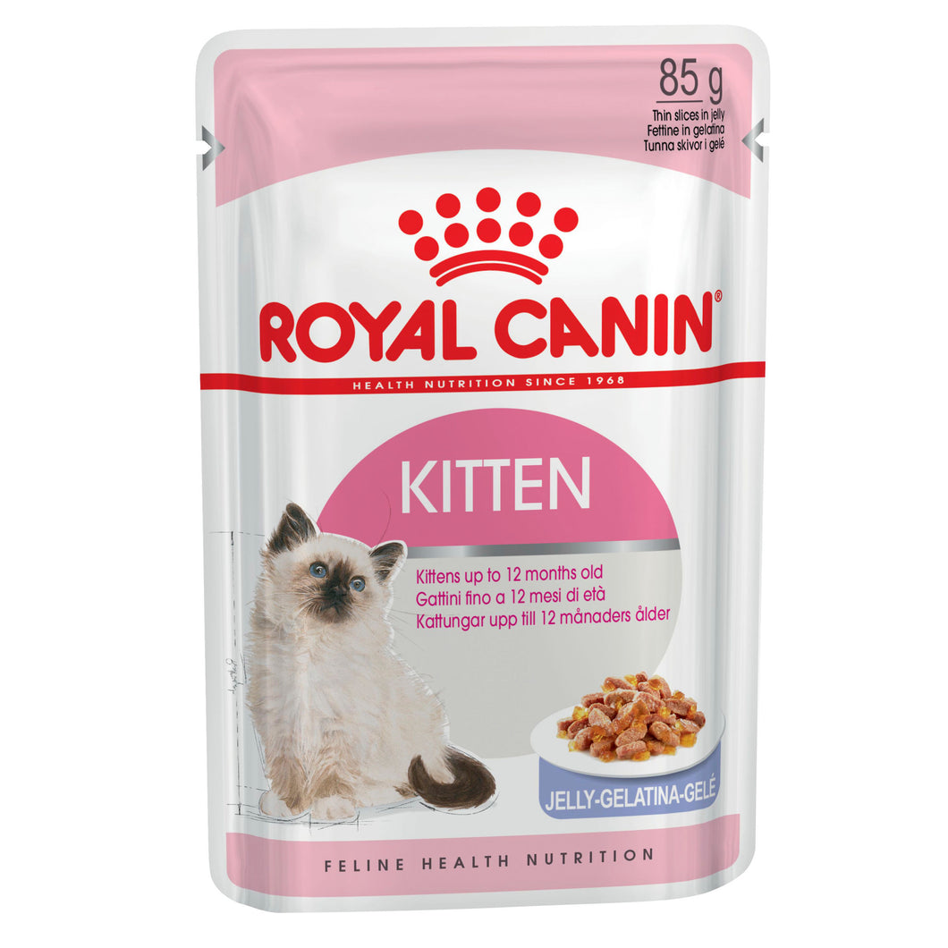 Royal Canin Kitten Jelly Wet 85g