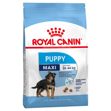 Load image into Gallery viewer, Royal Canin Dog Maxi Puppy 15kg