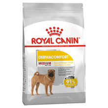 Load image into Gallery viewer, Royal Canin Dog Medium Dermacomfort 10kg