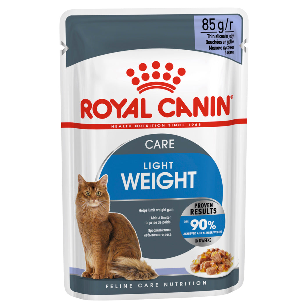 Royal Canin Ultra Light Weight Care Jelly 85g