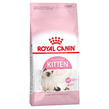 Load image into Gallery viewer, Royal Canin Second Age Kitten Dry Food 10kg