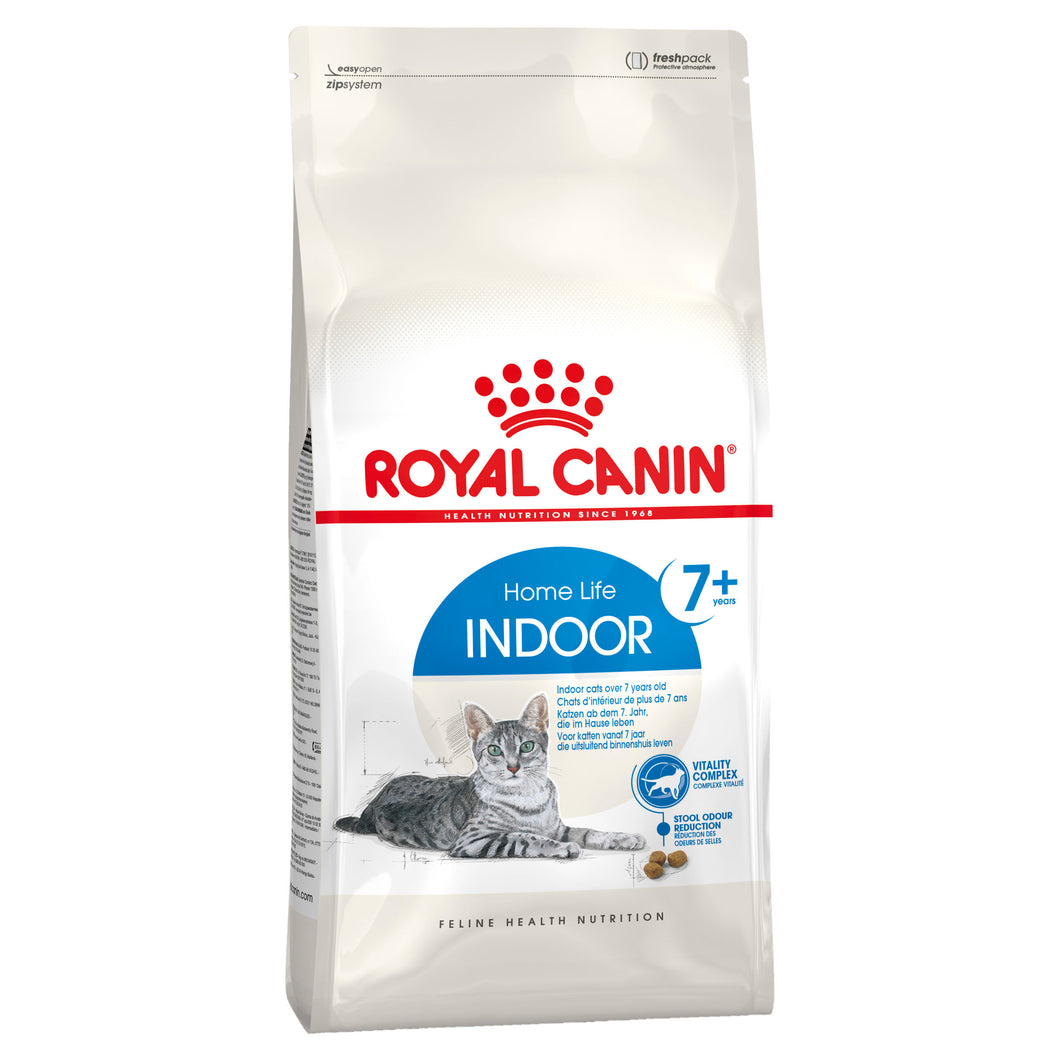 Royal Canin Indoor Mature 7+ Dry Cat Food 1.5kg