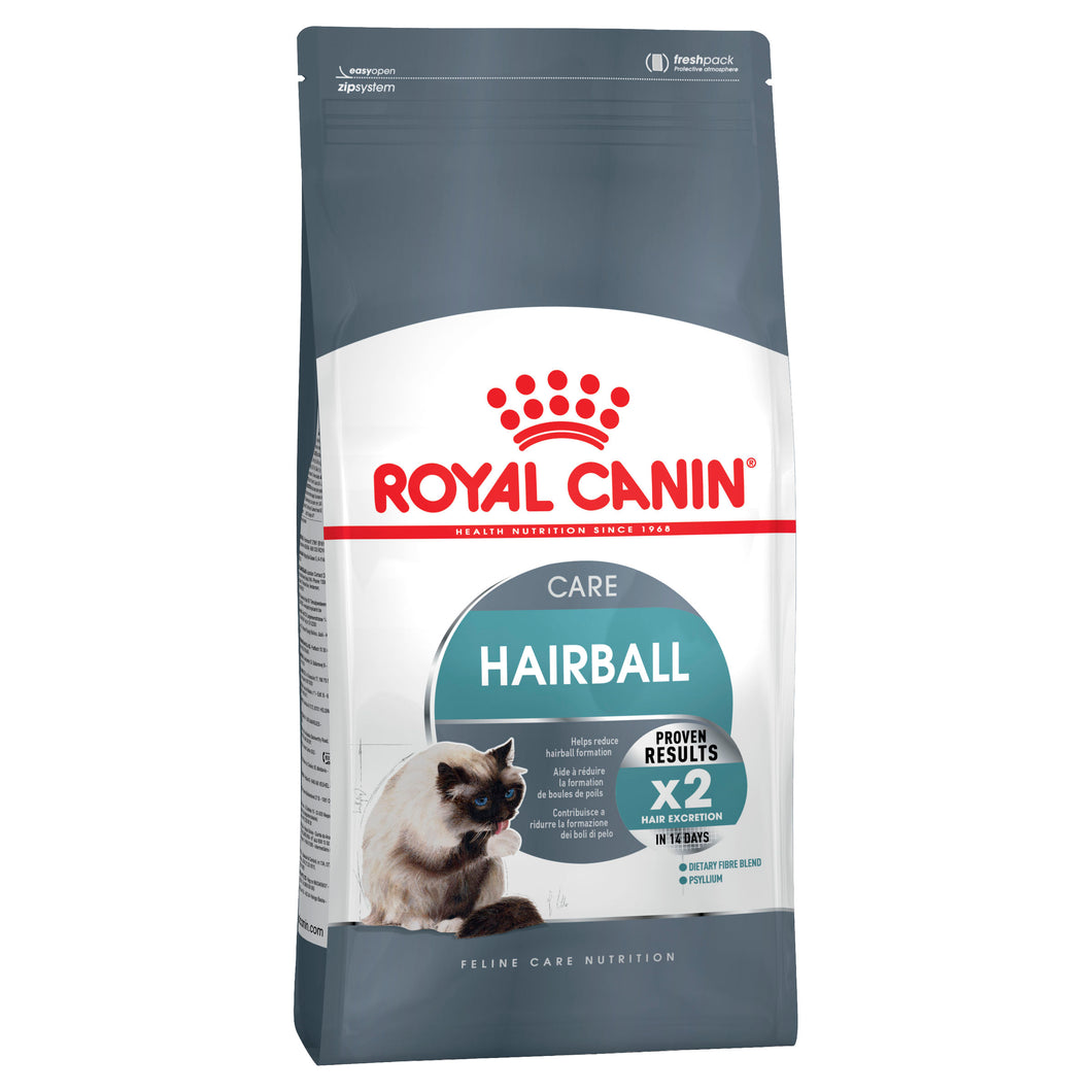 Royal Canin Intense Hairball Dry Cat Food 2kg