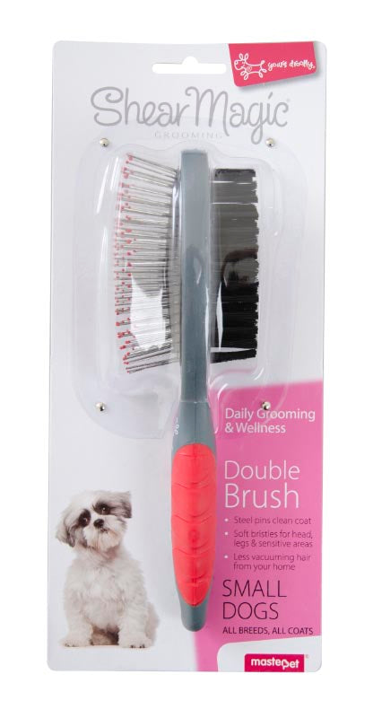 Shear Magic Brush Double Sided Small
