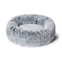 Load image into Gallery viewer, Snooza Cuddler Faux Silver Fox Small