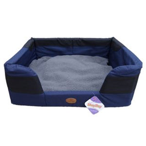 Bonofido Stay Dry Bed Blue Xlarge