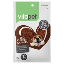 Load image into Gallery viewer, Vitapet Jerhigh BBQ Chicken 100g