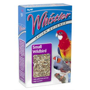 Whistler Small Wildbird  Seed 2kg