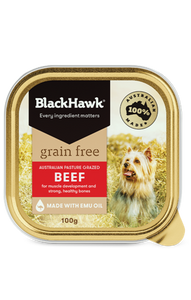 Black Hawk 100G Tray Beef