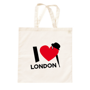 Load image into Gallery viewer, TOTE • I Love LONDON •