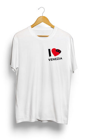 Load image into Gallery viewer, T-SHIRT • I Love VENEZIA •