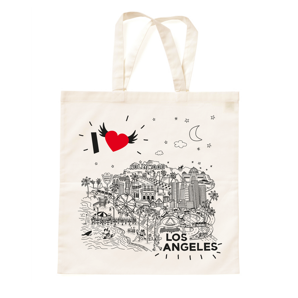 TOTE • I Love LOS ANGELES •