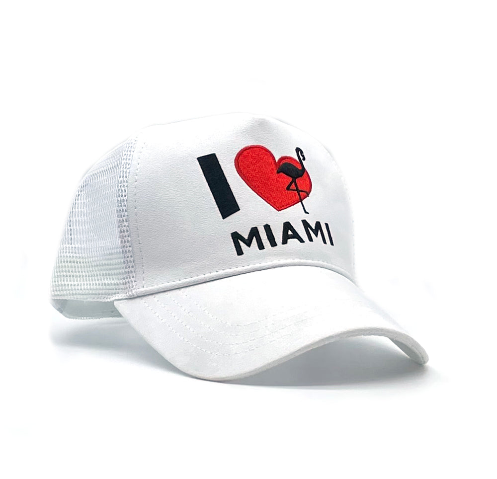 HAT • I Love MIAMI •