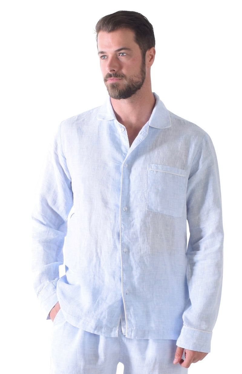 Men's Bora Bora PJ Shirt