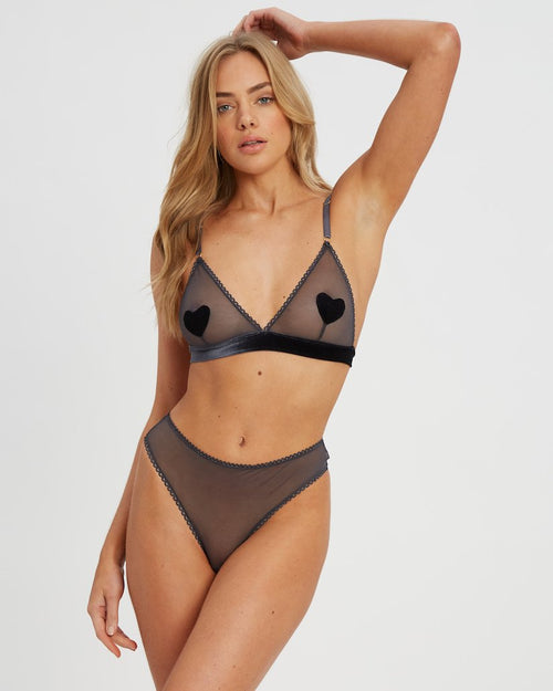 Aphrodite Bralette and G-string Set