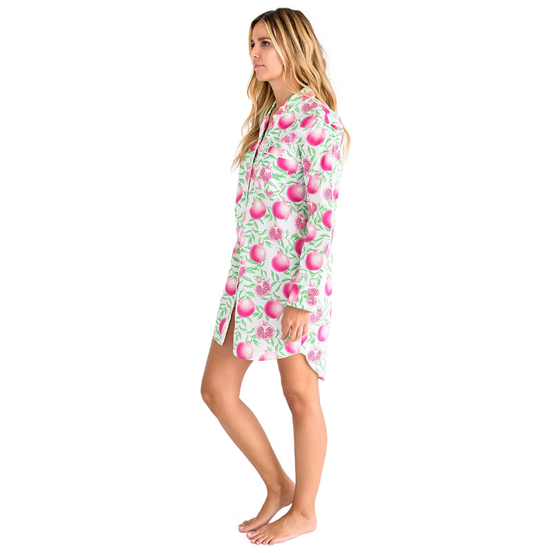 Women's Pomegranate Night Shirt