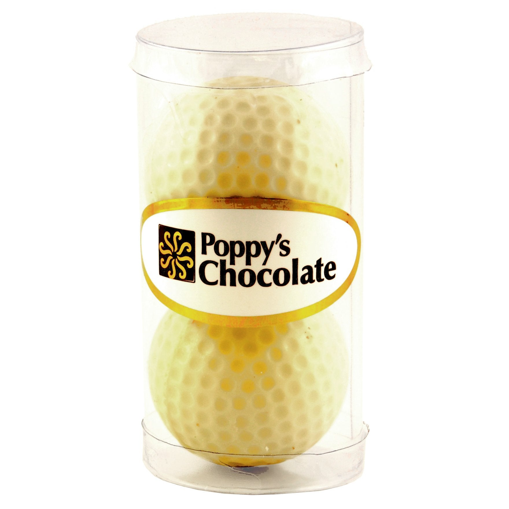 Chocolate Golf Balls Twin pack