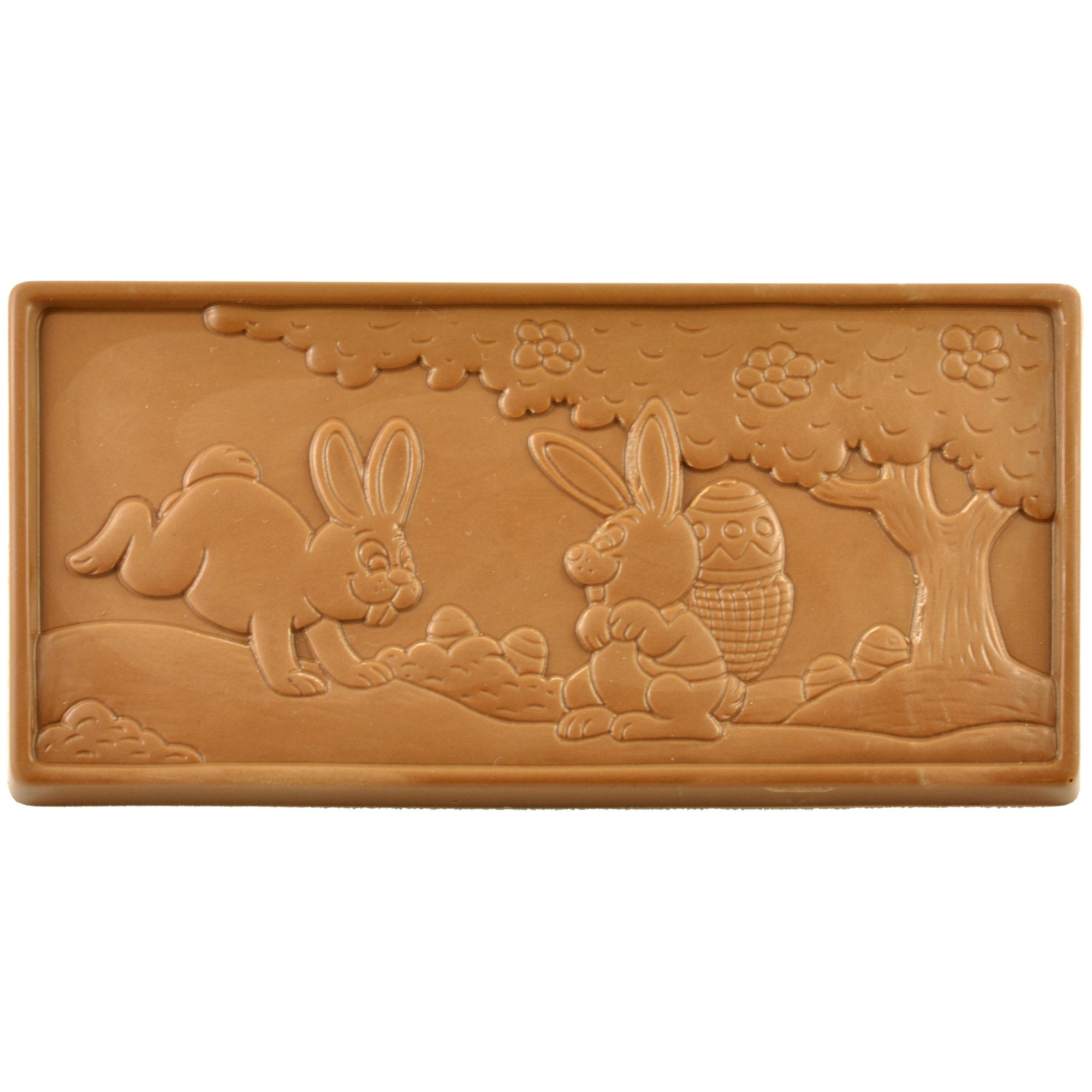 Milk Chocolate Easter Scene Bar