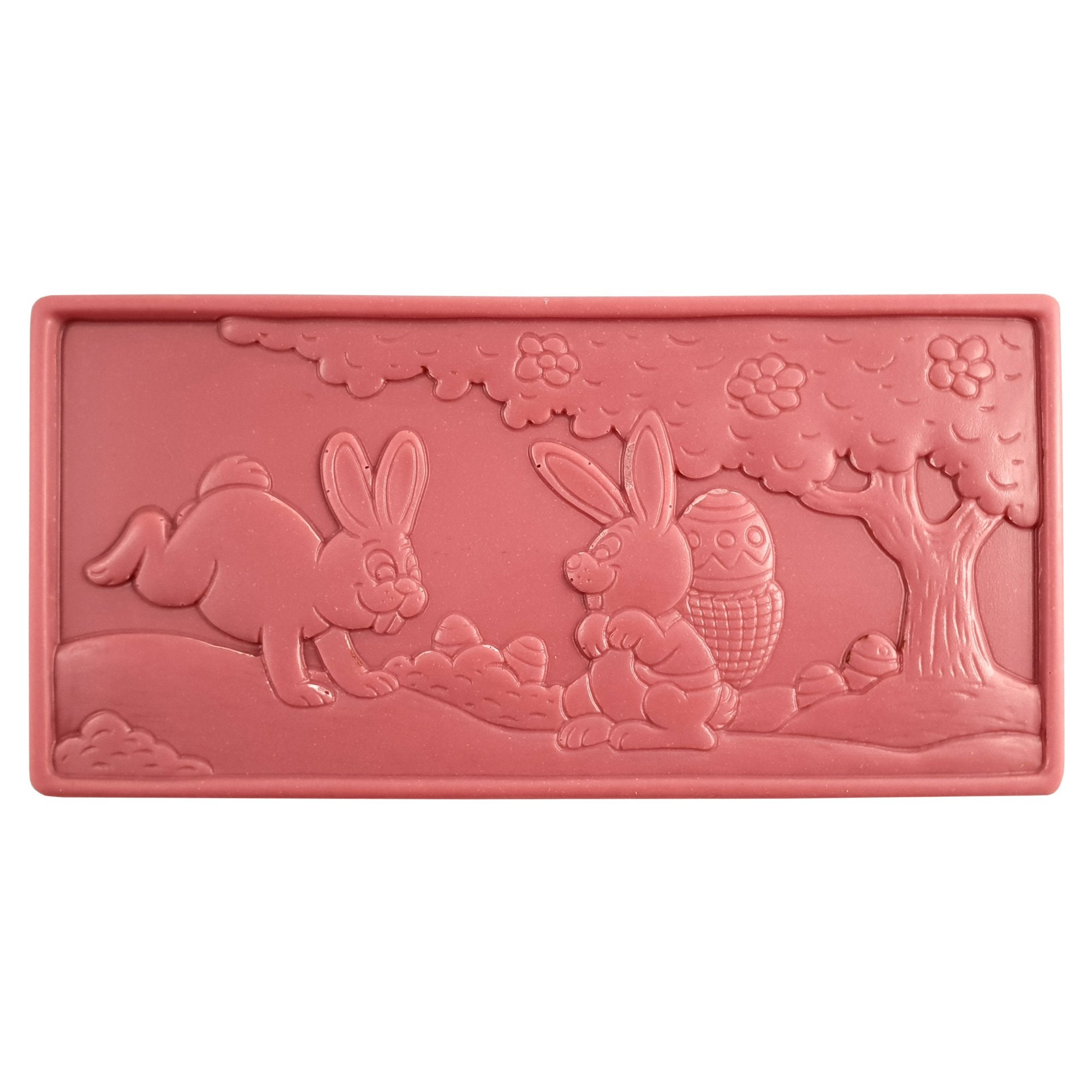 Ruby Chocolate Easter Scene Bar