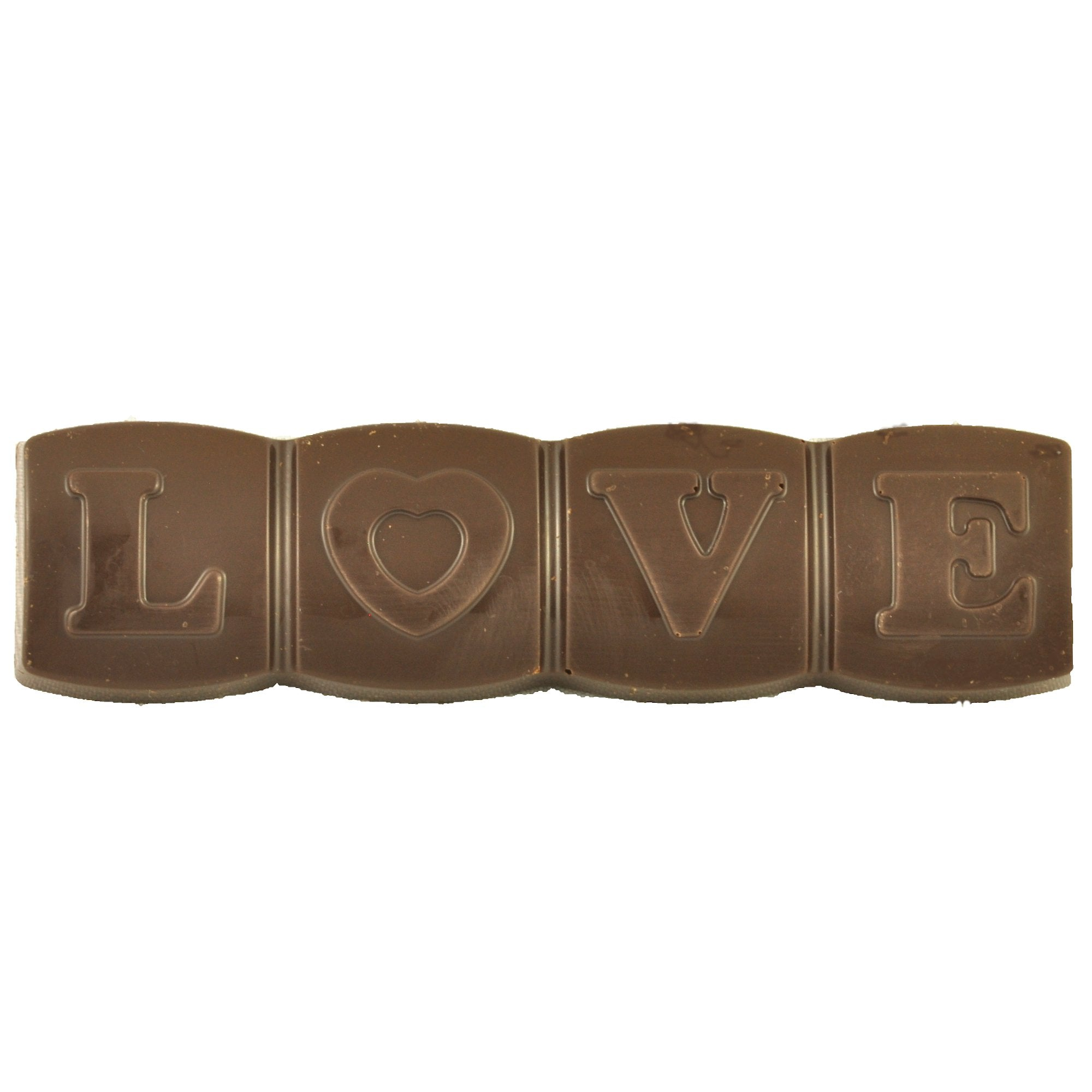 LOVE Bar 70% dark chocolate 40g - Vegan  12/Box
