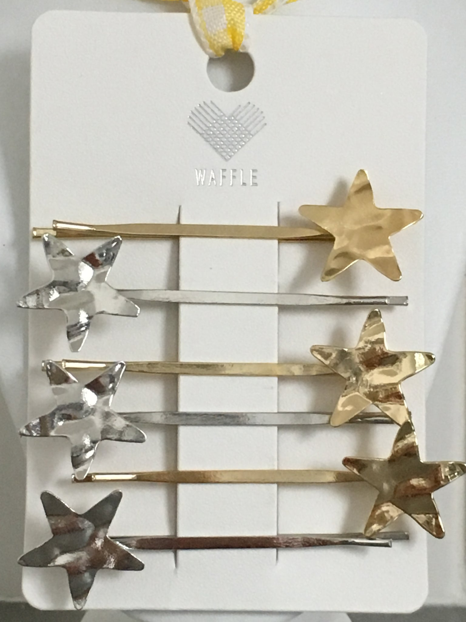 Star Shape Hair Pins