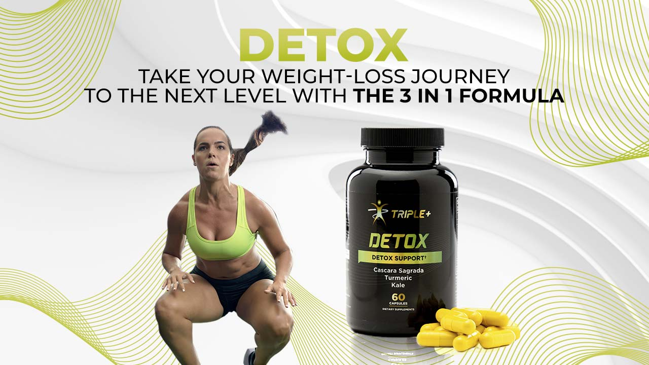 TAKE YOUR WEIGHT - LOSS JOURNEY TO THE NEXT LEVEL WITH THE 3 IN 1 FORMULA
