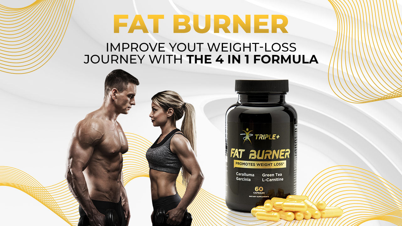 IMPROVE YOUR WEIGHT-LOSS JOURNEY WITH THE 4 IN 1 FORMULA