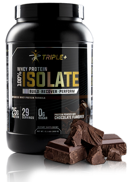 WHEY PROTEIN - ISOLATE Chocolate