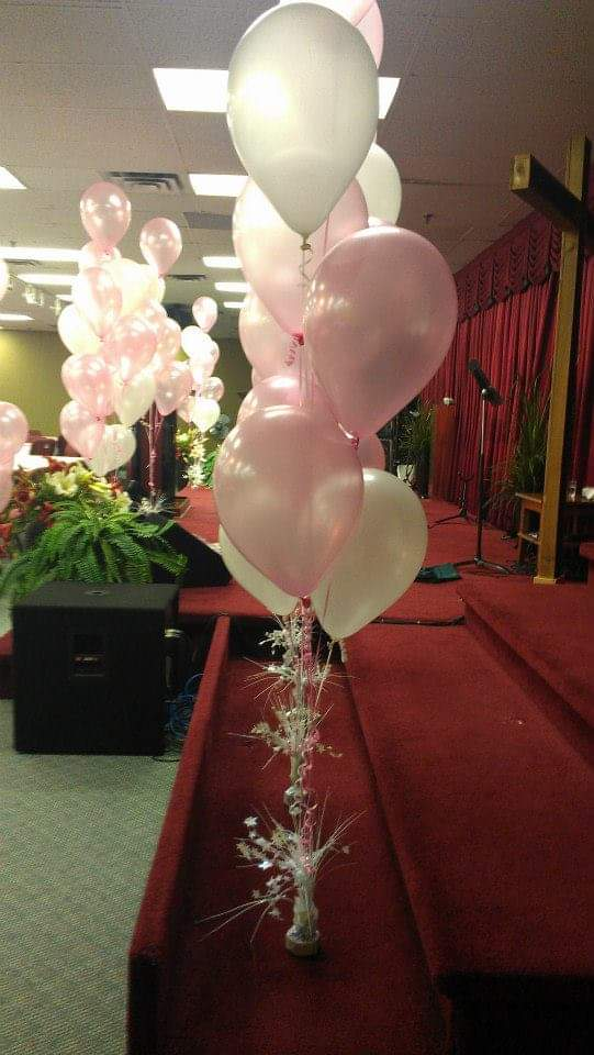 Balloon Arrangement