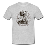Men's T-Shirt - heather grey