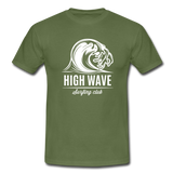 Men's T-Shirt - military green