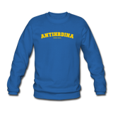 Unisex Sweatshirt - royal blue