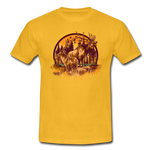 Men's T-Shirt - yellow
