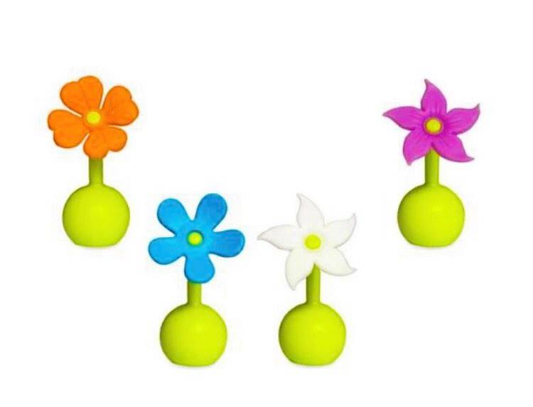 Haakaa Silicone Flower Stopper Lid (Accessory)