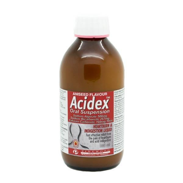 Acidex Liquid Aniseed  500ml