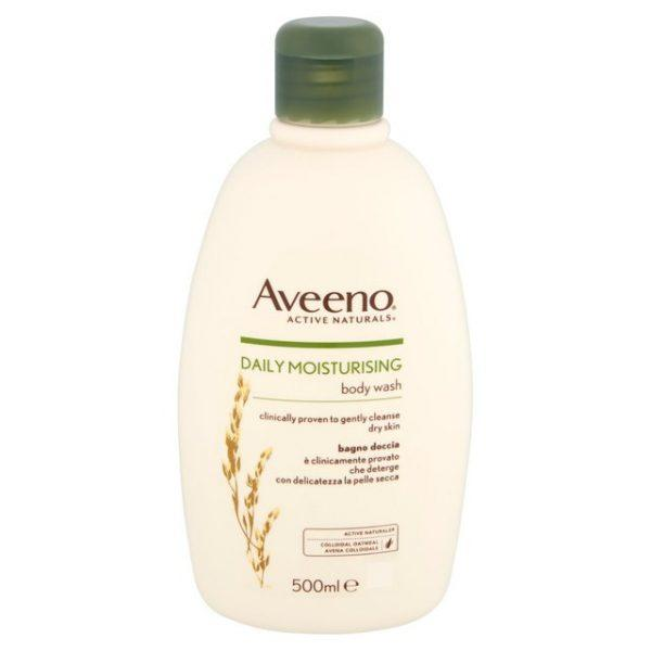 Aveeno Daily Moisturising Body Wash  500ml