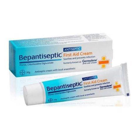 Bepantiseptic First Aid Cream  30g