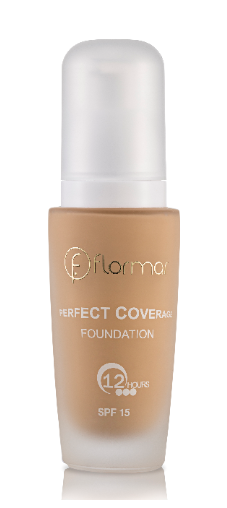 Flormar Perfect Cover Foundation 102 Soft Beige