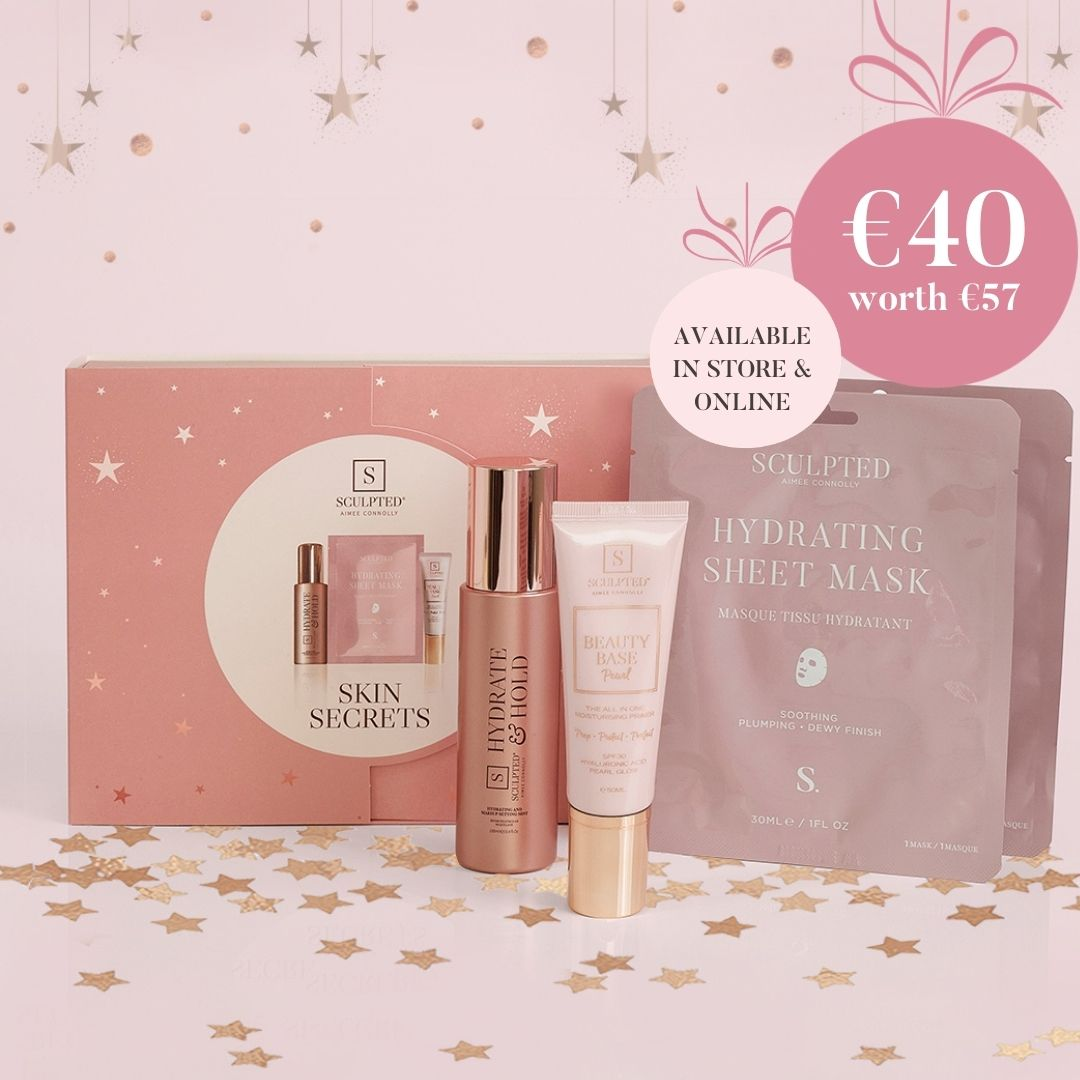 Sculpted by Aimee Connolly Skin Secrets Set